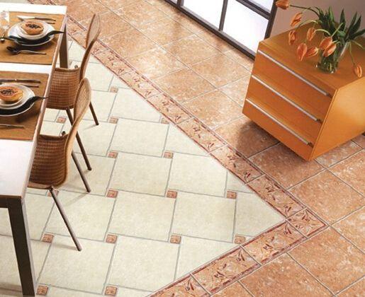 铺贴瓷砖的几种方法,你知道吗?