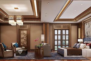 高端别墅装修设计 客厅装修注意事项有哪些?