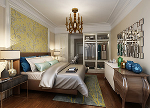 大连室内装修如何让灯具与整体风格统一