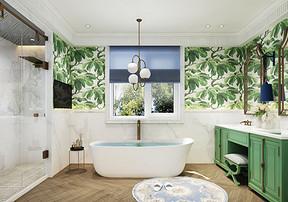 高端别墅装修 浴室装修有哪些技巧