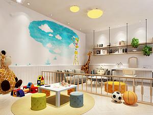 儿童房装修设计八大原则 让小朋友健康快乐的成长