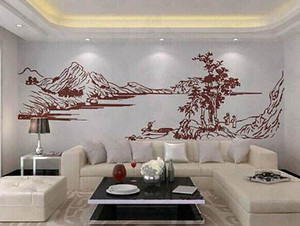 用硅藻泥做背景墙好不好 沙发硅藻泥背景墙优缺点