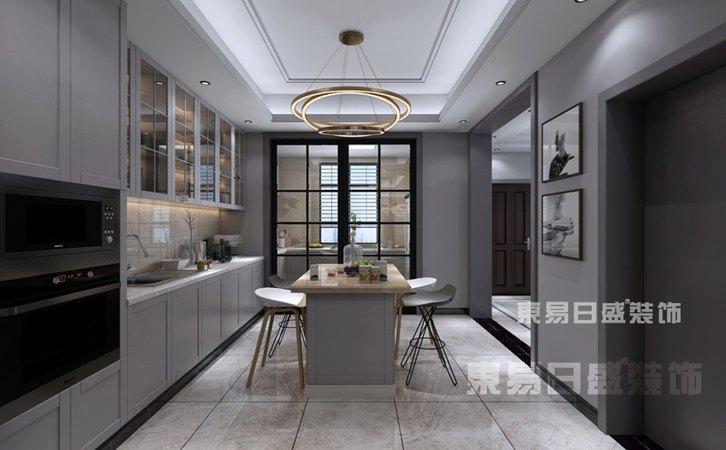 4色5阁_武汉室内装饰公司告诉你厨房装修哪几种橱柜颜色比较流行