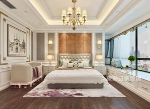 8款高颜值主卧室装修效果图,让你每天都在美梦中醒来!