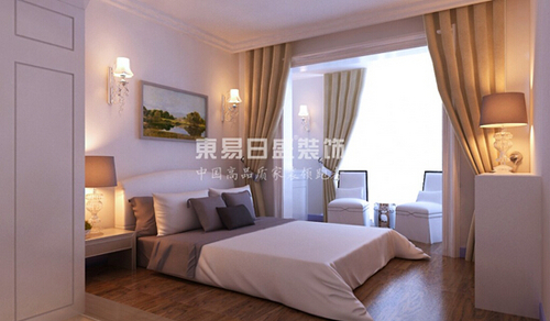 北京装修-老人房卧室
