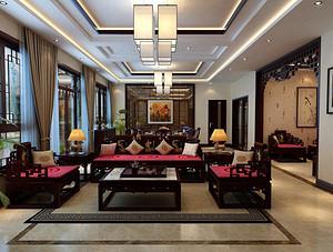 北京中式装修风格如何搭配?北京新中式装修效果图