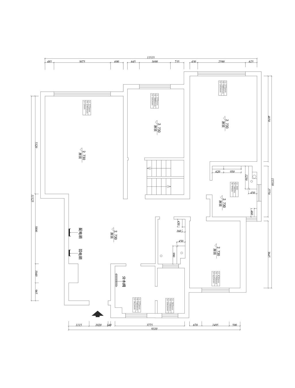 曦城花语-美式风格-300㎡装修设计理念
