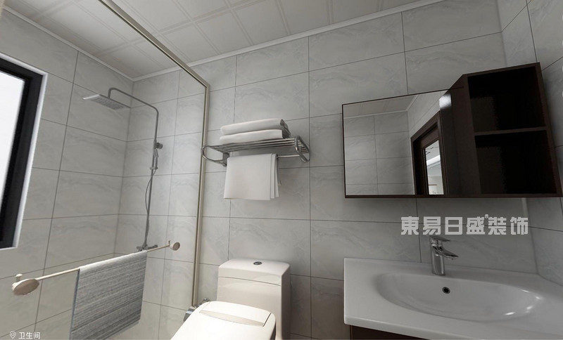 长沙装修公司|卫生间淋雨区怎么装修?装修时要注意哪些?