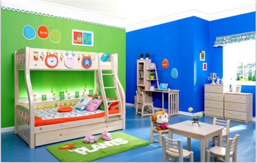 儿童房如何装修设计?