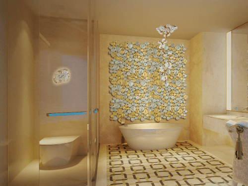 北京家装卫生间隔墙材料有哪些选择