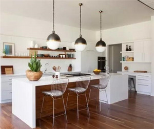 开放式厨房设计有何优点 开放式厨房设计要点