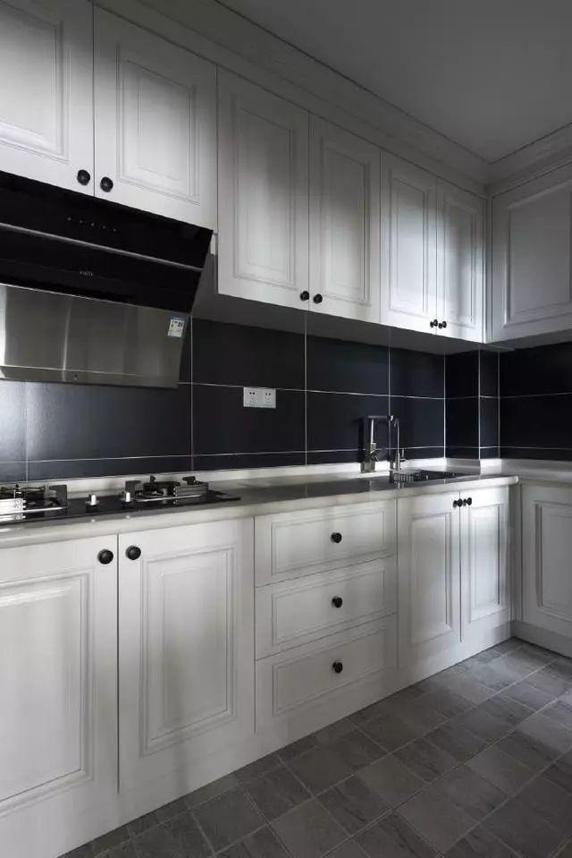 北欧风格装修案例-厨房