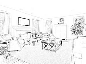 一套完整的家装设计图纸有哪些?