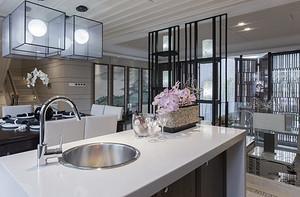 别墅装修之厨房设计小经验