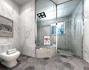 浴室环保节能设计