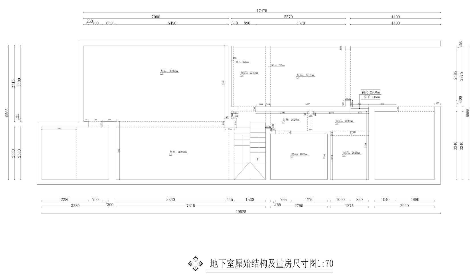 半山国际现代风格365平米装修效果图装修设计理念