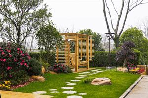 成都别墅装修绿化怎么做?别墅绿化的施工方法
