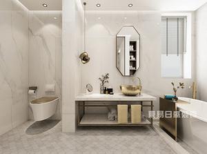 利用装修设计细节解决卫生间浴室细菌污垢