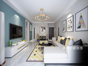 两室两厅怎么装修现代简约风,才能让家更出众