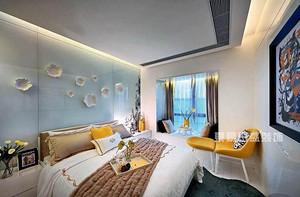 卧室色彩搭配3大技巧 轻松打造温馨卧室