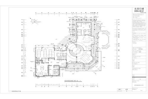 东方普罗旺斯-1200平米装修设计理念