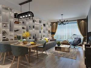16款客厅背景墙,让客厅书房二合一,既美观又扩容!