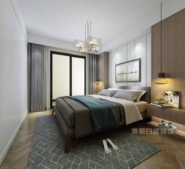 128平米珥本风格效果图,现代v风格的别致a风格茶文化元素的室内设计图片