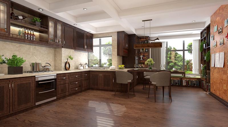 广州室内装修知识:归纳厨房的装修经验给你
