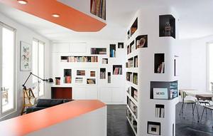 客厅隔断墙怎么设计?