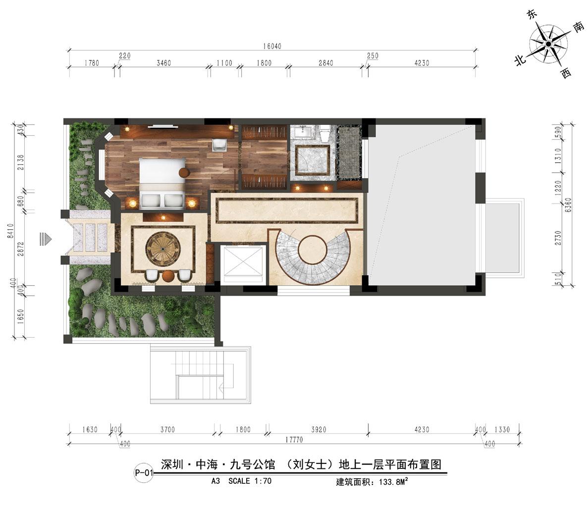 九号公馆-法式风格-780平-装修效果/实景图装修设计理念