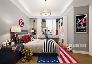 6张儿童卧室装修效果图设计,实用舒适,给孩子一个温暖的家!