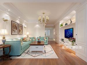 五款客厅电视背景墙装修 让你省钱又时尚
