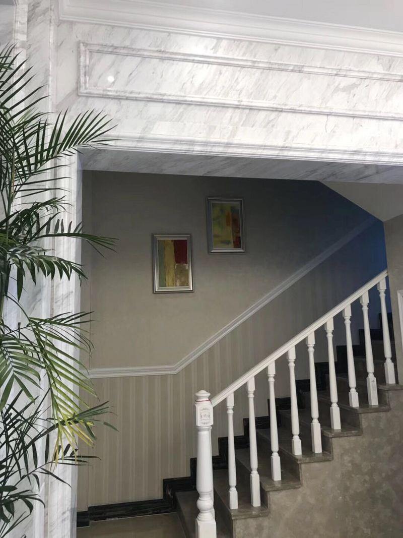 佛山欧式室内楼梯间装修设计