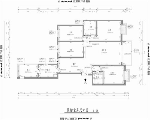 莲玉嘉园-新中式-174平米装修设计理念