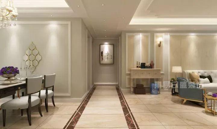 广州别墅装修带你领略简欧风的设计魅力