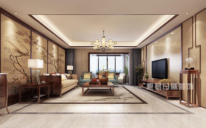 10万元搞定三室两厅房子装修效果是什么样子?