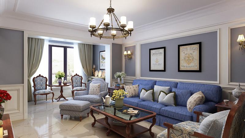 别墅软装设计很重要,它决定着别墅室内空间的颜值。