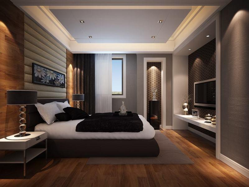 卧室装电视需要注意哪些方面?千万不要小看了