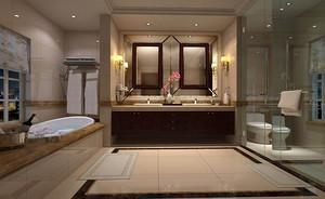 卫生间装修地漏周围瓷砖到底该怎么贴?
