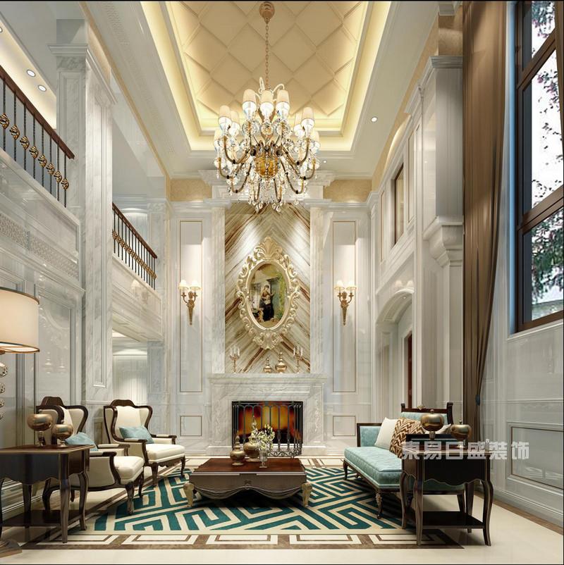 10套欧式别墅装修设计样板房效果图欣赏