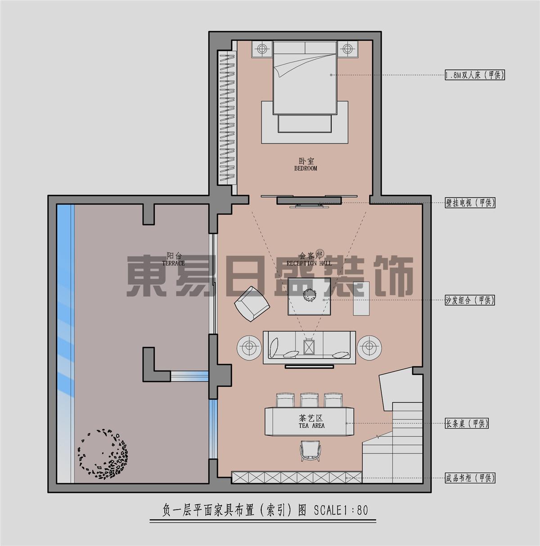 苏宁钟山朝阳府160平极简风案例装修设计理念