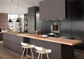 【重庆厨房装修】整体厨房应如何装修设计有哪些注意事项