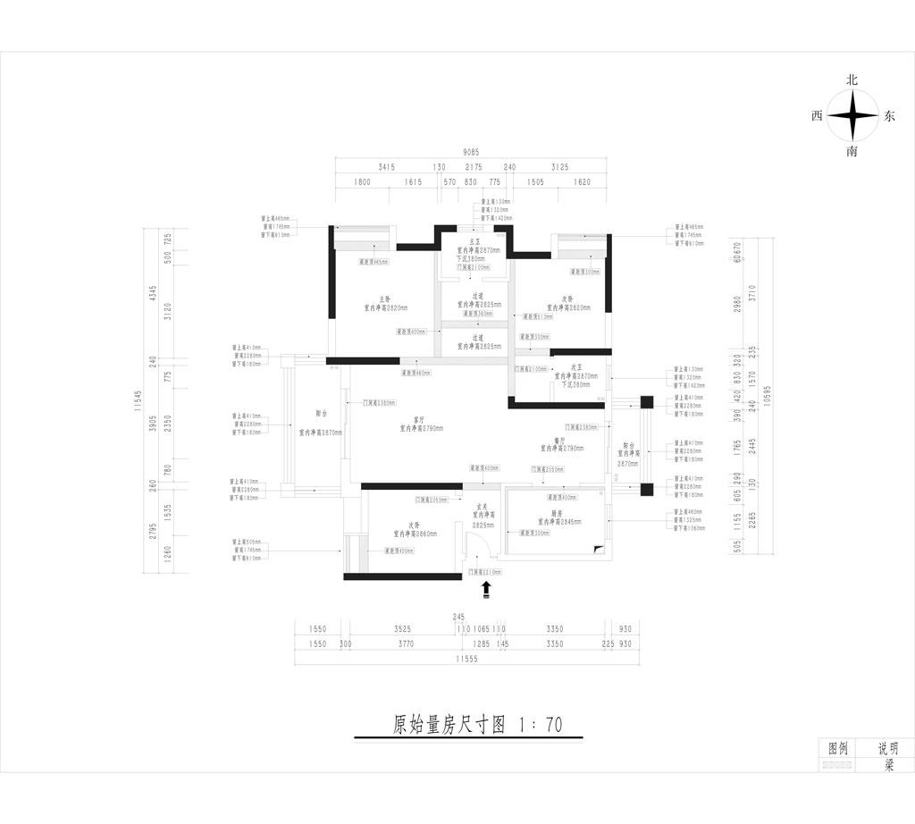 香榭东沙135平米简欧风格装修效果图装修设计理念
