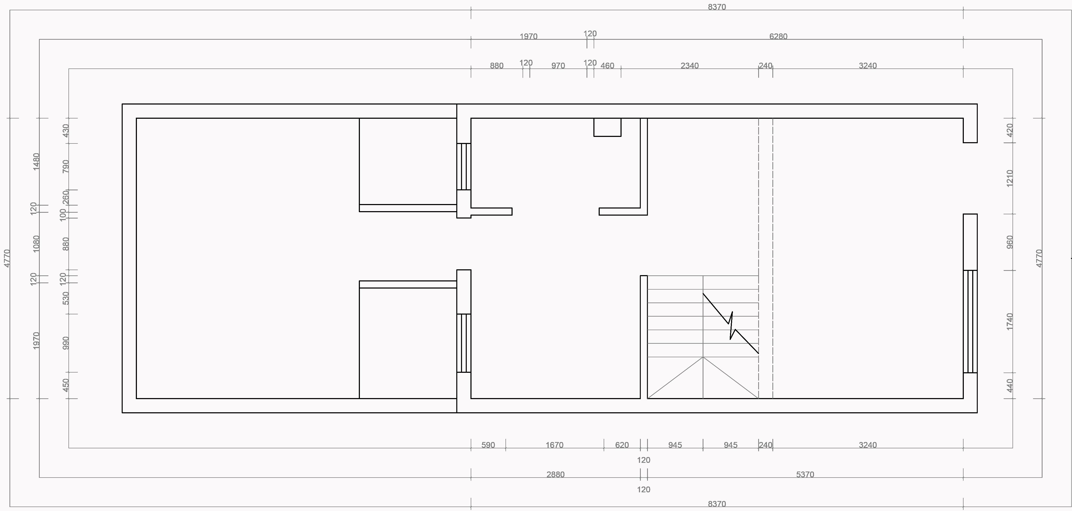 奥兰花园 现代简约 330平装修设计理念