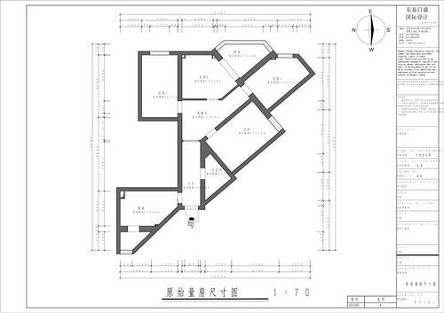 江鸿铂蓝郡-71.43-现代简约装修设计理念
