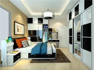 卧室电视柜的设计要点和尺寸建议