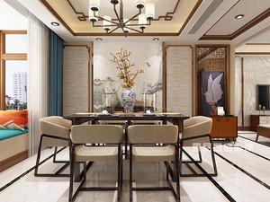 东易冉龙祥设计:前海东岸89平米房子装修案例欣赏