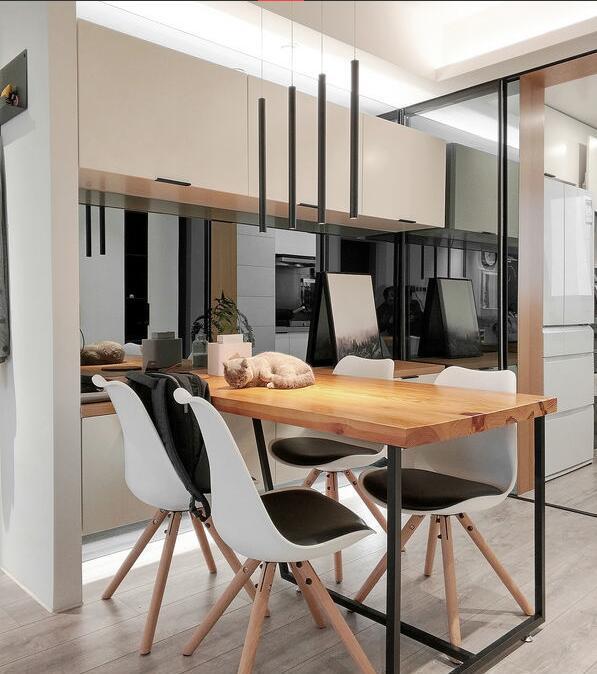 装修公司前十强为你解析怎样改善餐厅物品布置提升空间利用率