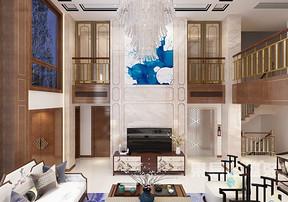 新中式别墅装修有哪些技巧?有什么特点