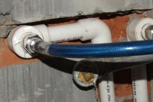 装修后暗装水管漏水怎么办?如何正确安装水管?